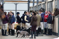 MEATH FOXHOUNDS, CLONMAHON HOUSE, FEBRUARY 6TH