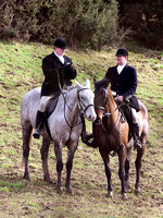 Duhallow Foxhounds @ Liscarroll and hunt ball in Springfort Hall, February 12th 2011