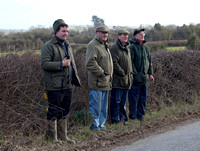The Duhallow Foxhounds @ the Suir Vale Hunting Festival, Upperchurch. March 10th 2011